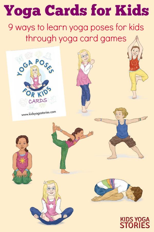 yoga poses for kids printable | Kayaworkout co