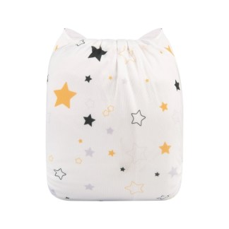 Alvababy Reusable Cloth Pocket Nappy Little Star