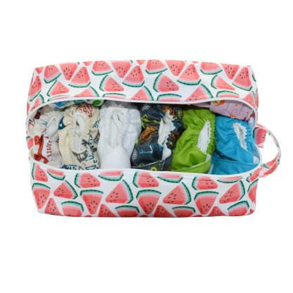 Reusable Nappy Wet Pod Bag Inside