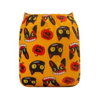 Reusable Cloth Pocket Nappy Cat
