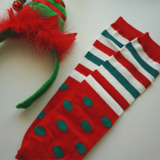 Leg Warmers Arm Fluffy Cloth Reusable Nappy