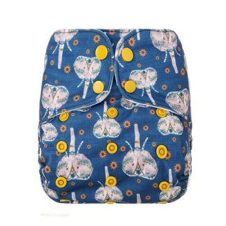 BellsBumz Reusable Cloth Nappy