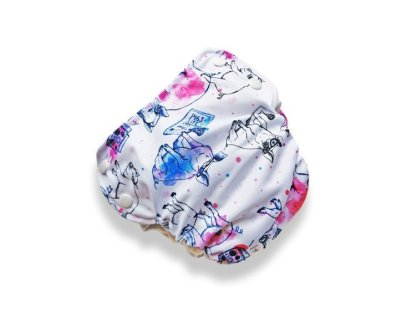 Reusable Cloth AIO Nappy
