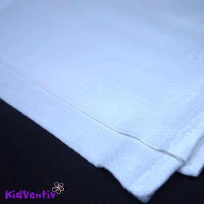 BrightBots Birdseye Cotton Flat Nappy