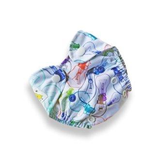 Reusable Cloth Nappy PUL cover Kokosi