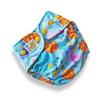 Reusable Cloth Nappy Cover Kokosi