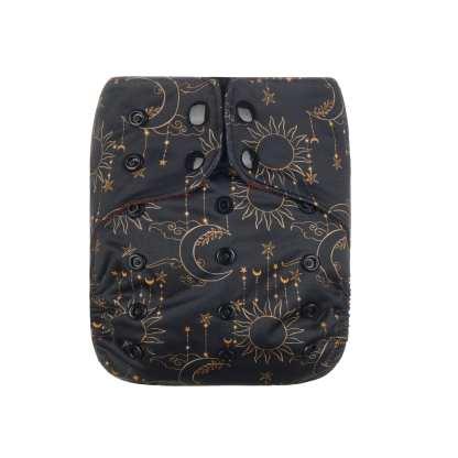 Bells Bumz Reusable Cloth Pocket Nappy Dreamers 3