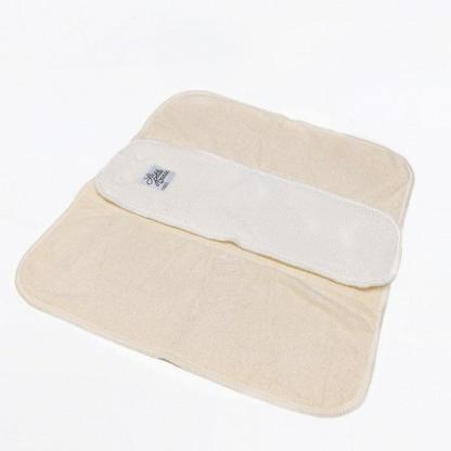 La Petite Ourse Reusable Cloth Nappy Trifold