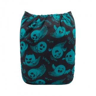 halloween reusable pocket nappy
