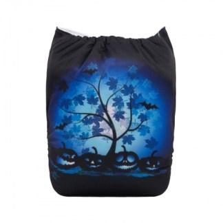 halloween reusable cloth nappy