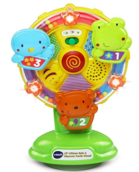 Top Creative and Educational Toys for Baby (Review 2020) 10