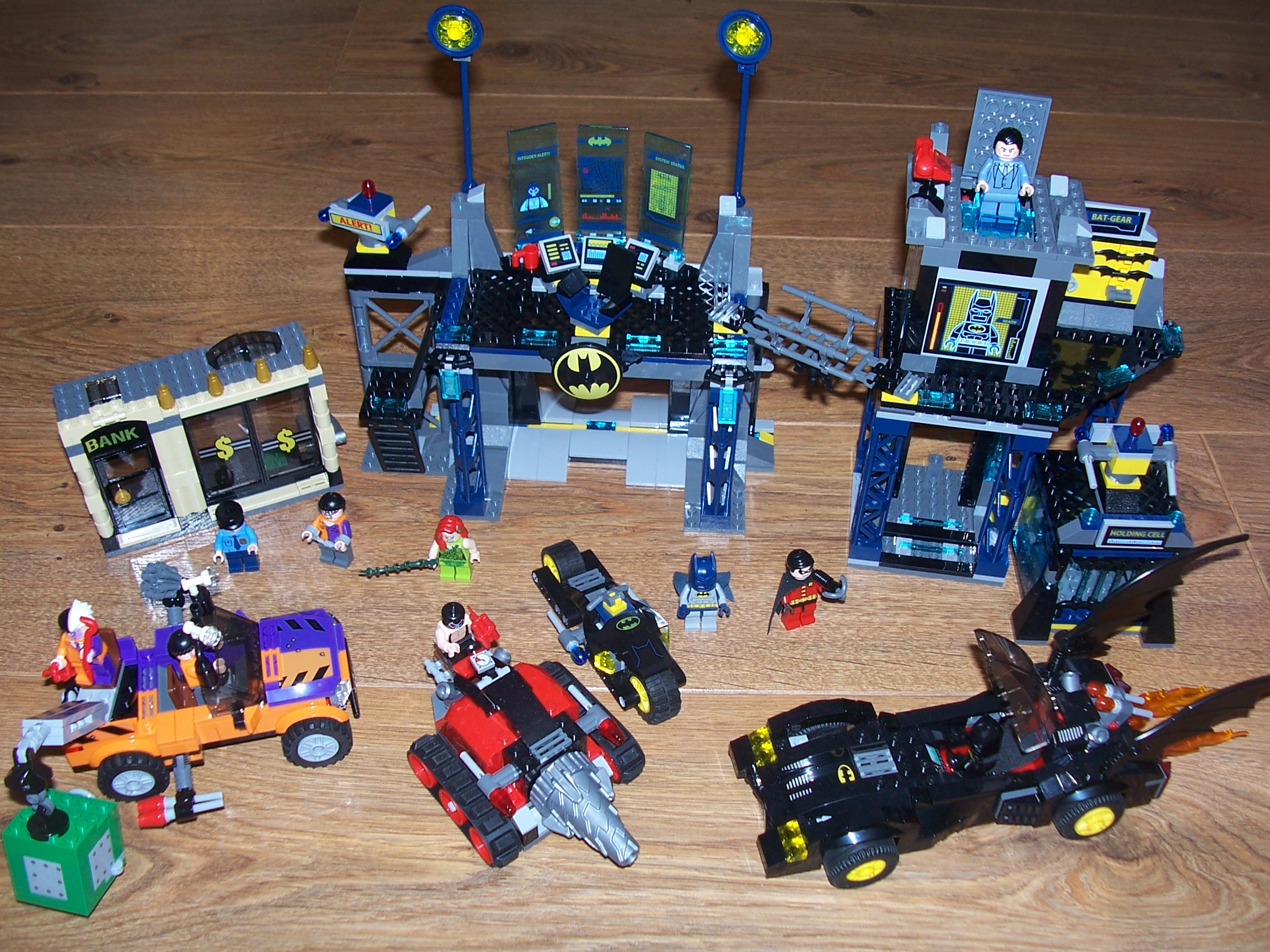 LEGO Batman 2 DC Super Heroes Video Game And Toys