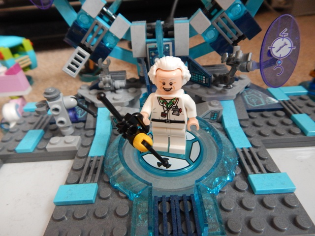 Lego Dimensions Fun Packs Back To The Future