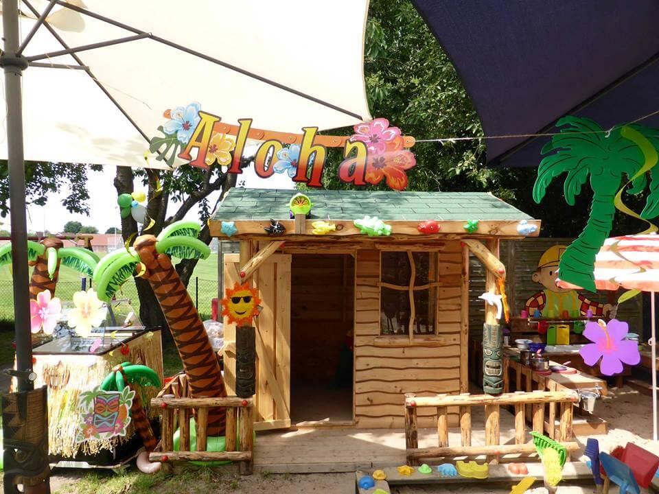 Kid Zone Bubble und Ice Cream Party 1