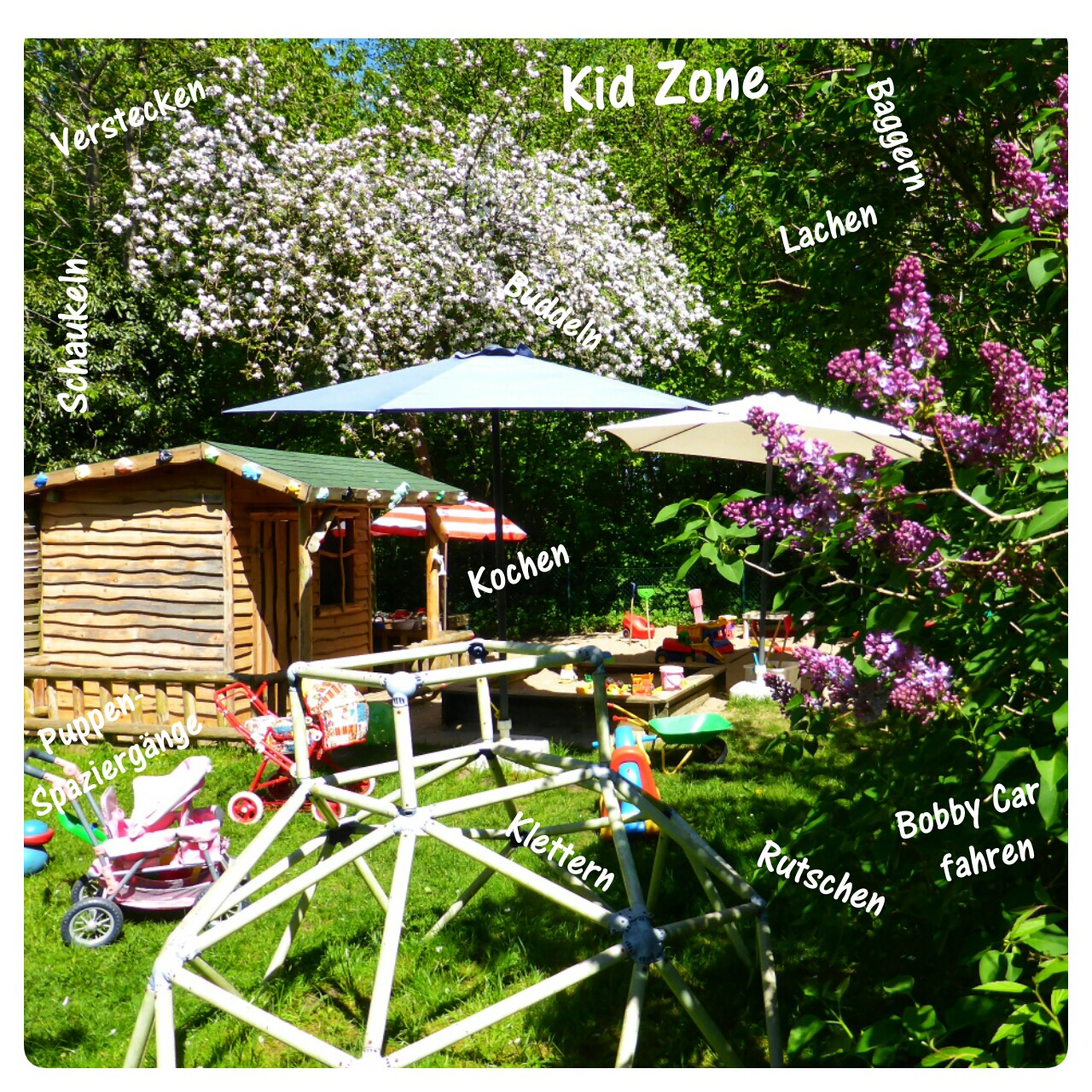 Kita Kid Zone Kinderbetreuung 2018