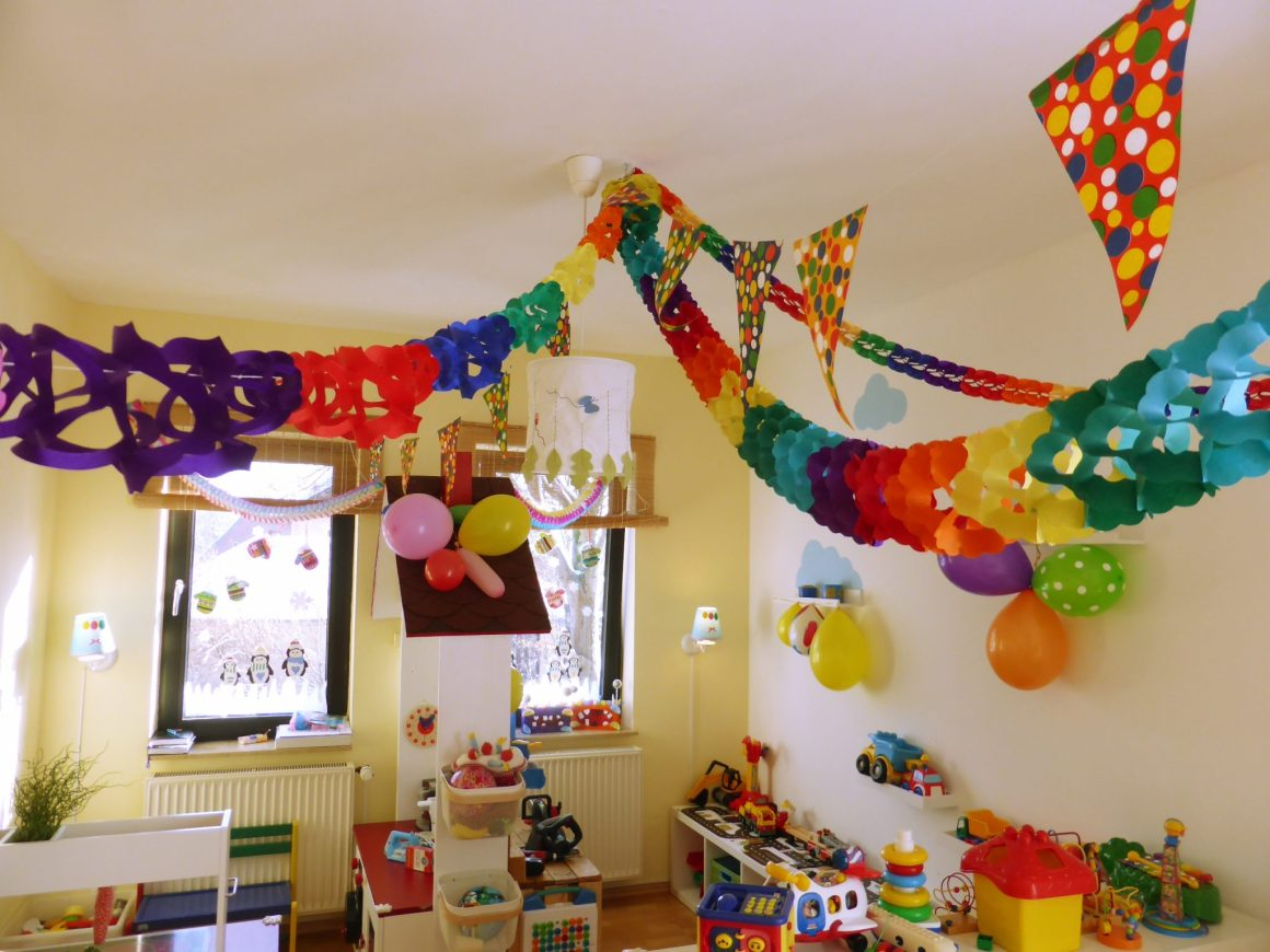 Kita Kid Zone Kinderfeier