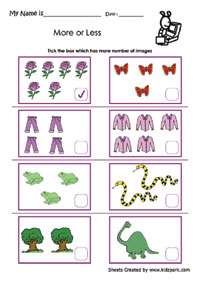 First Grade Math Worksheet Printable And Downloadable