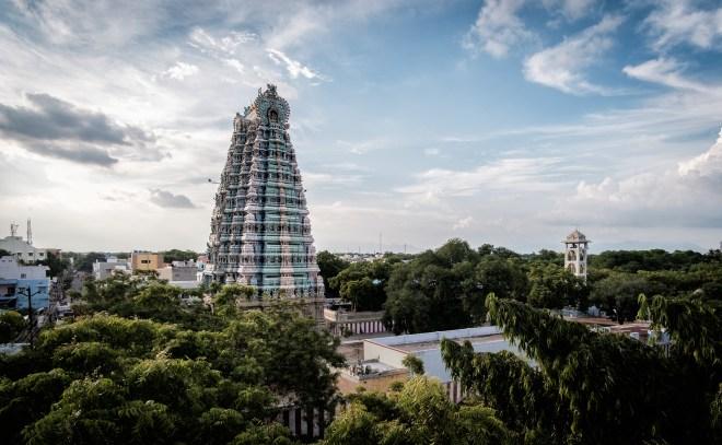 Kasi Viswanathar Tempel, Sivakasi