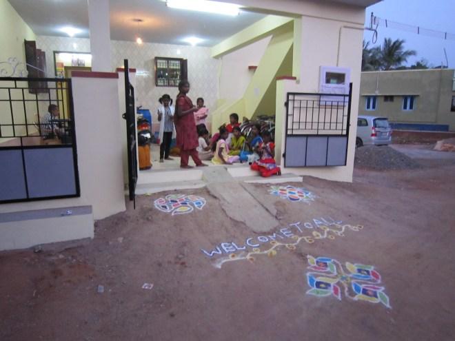 KIDZ Shelter ist ein Zuhause für Straßenkinder.