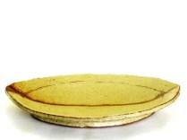 スパゲッティ皿(横)