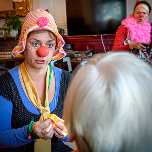 Fotografie: Clown Colle