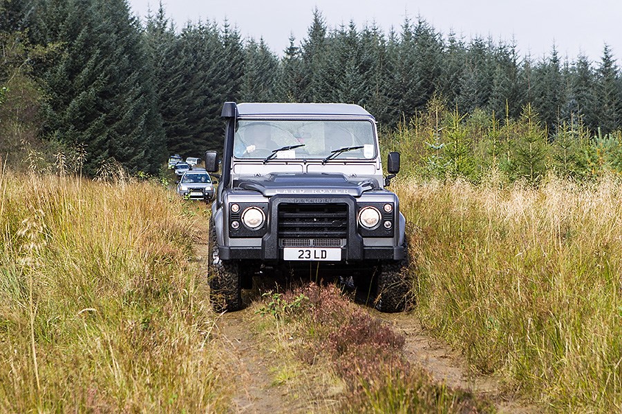 Kielder 4x4 safari