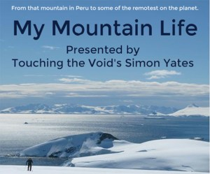 My Mountain Life - Simon Yates