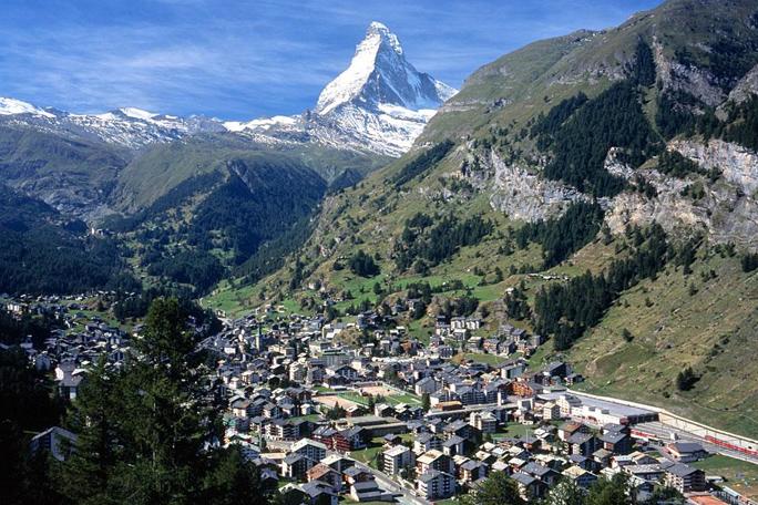 Zermatt, Suiza, Kienyke