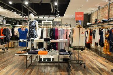 Videoüberwachung im Einzelhandel