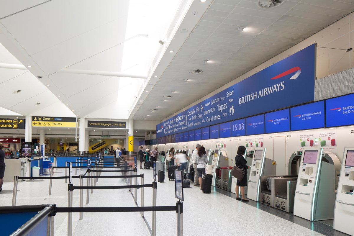 Kier | Gatwick Airport Overall Works