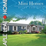 Mini Homes Brochure Cover