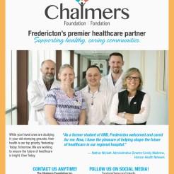 Chalmers Alumni Ad