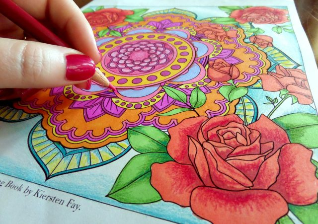 Adult Coloring Books  Kiersten Fay