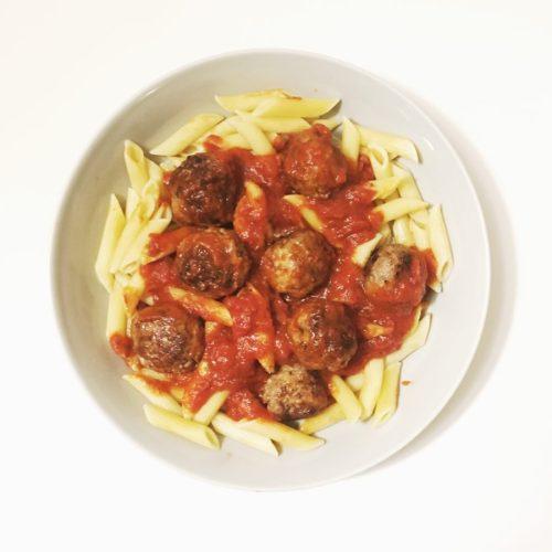 How To Cook Meatballs & Italian Meatball Recipe