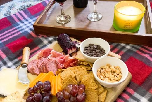 picnic at home