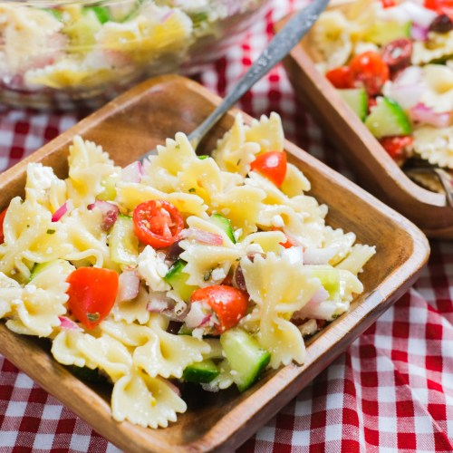 My Favorite Healthy Summer Picnic Recipes