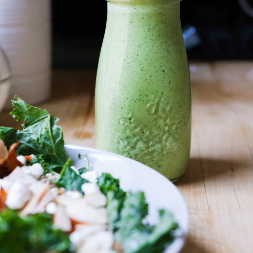 The Green Goddess Dressing You'll Put On Everything