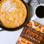 the great big pumpkin cookbook with dutch baby