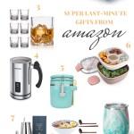 Last Minute Amazon Gift Ideas 2020