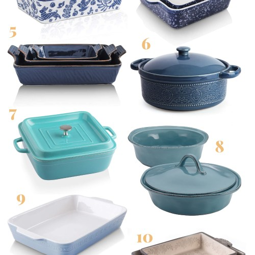 The Cutest Casserole Dishes You Can Buy on Amazon