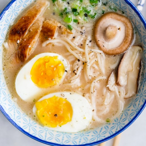 How to Upgrade Your Chicken Ramen