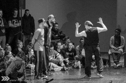 16 01 2016 Szczecin - Juste Debout Poland 2016