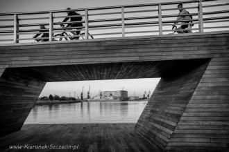 2017 06 01 Szczecin, BALTOPS 2017, rowerzyści, marina