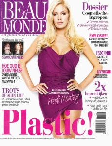 Kiewiet de Jonge Kliniek in Beau Monde, juni 2010
