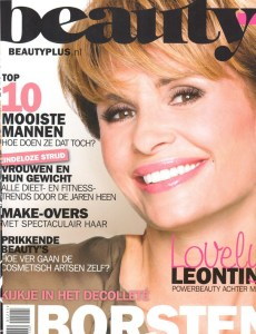 Kiewiet de Jonge Kliniek in Beauty Plus, december 2011
