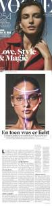 Kiewiet de Jonge Kliniek in Vogue - oktober 2015