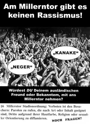 Anti St Pauli Sprüche