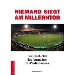 Coverbild vom Buch Niemand Siegt Am Millerntor