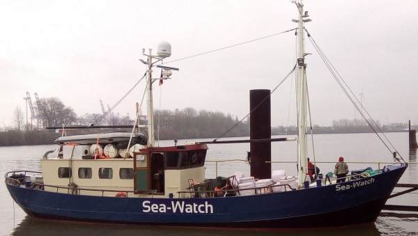Sea-Watch - Schiff