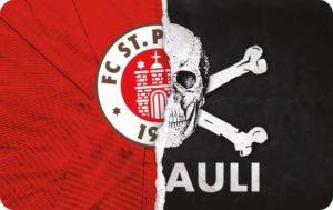 Dauerkarte FC St. Pauli der Saison 2016-17